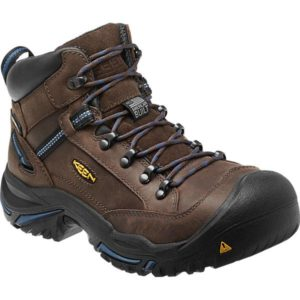 KEEN Utility Men's Braddock Mid Aluminium Composite Toe Waterproof Boot