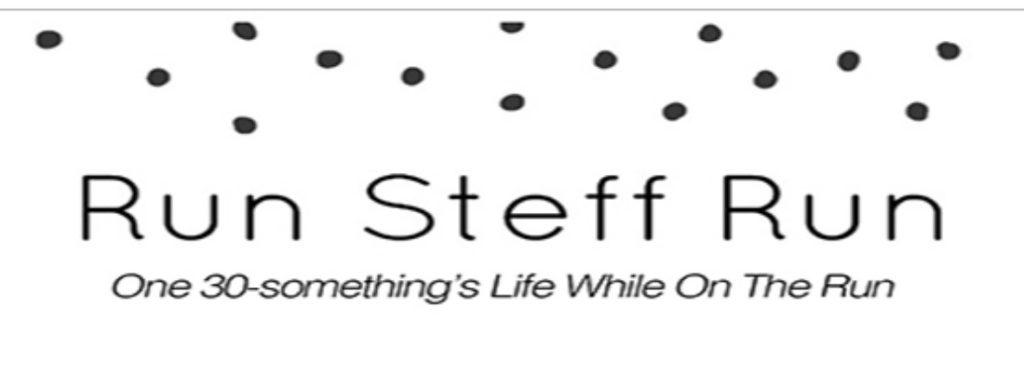 run steff run blog